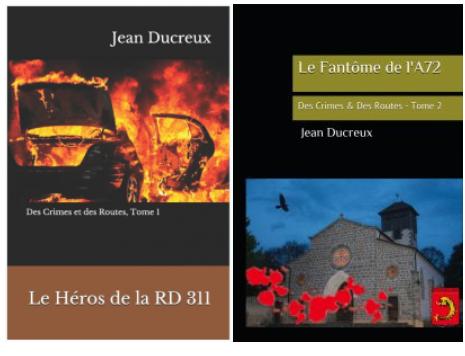 Deux romans dédicacés et postés en France Métropolitaine pour 30€  !
