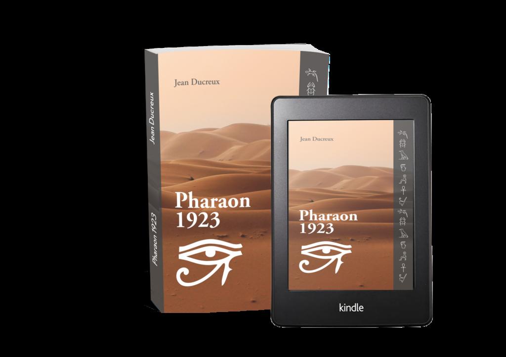 """[PARUTION] [PRESSE] """"PHARAON 1923  - Histoire d'une Malédiction"""" de Jean Ducreux 1554023721-1024x722"""